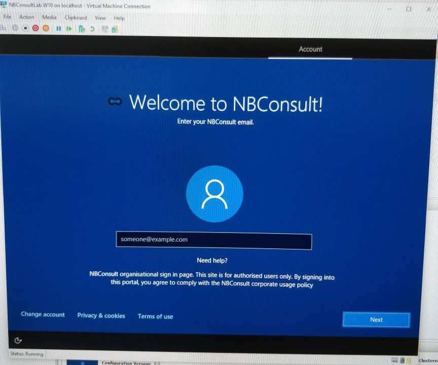 AutoPilot in action at NBconsult